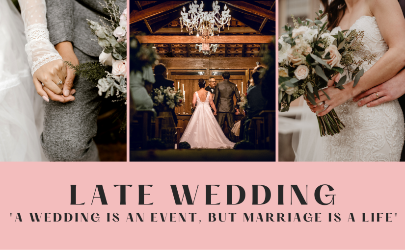 Late Wedding – Chapter 20 – Go to seeher
